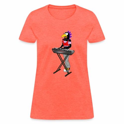 Smash Keyboard - Women's T-Shirt