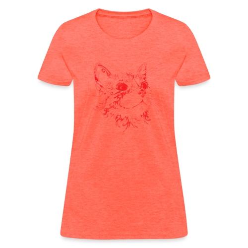 Red Mist - Women's T-Shirt