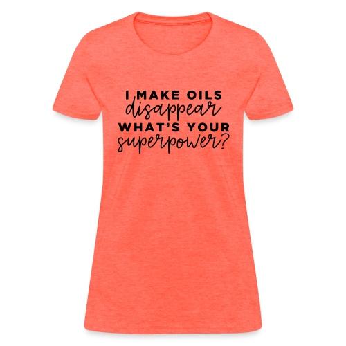 SuperPower - Women's T-Shirt