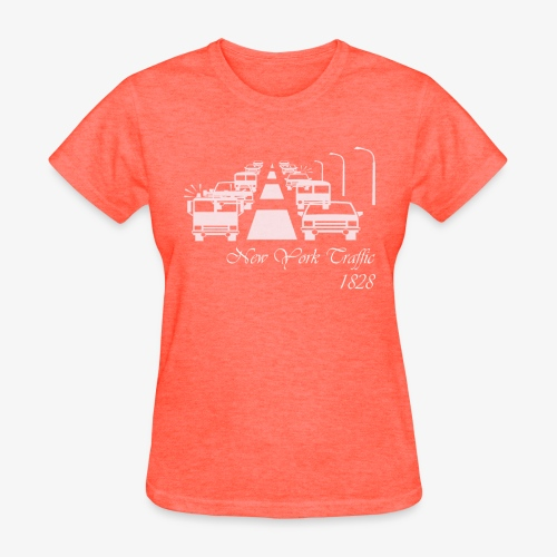 New York Traffic - Women's T-Shirt