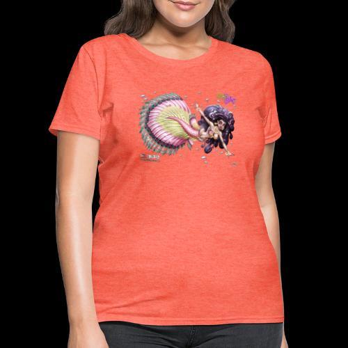 Daemiana Mermaid - Women's T-Shirt