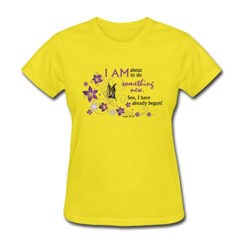 Something new - Women's T-Shirt