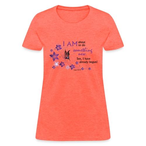 Something new - Women's T-Shirt