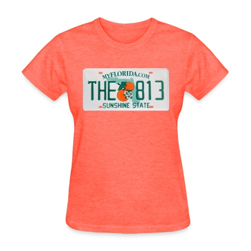 The 813 Plated - Women's T-Shirt