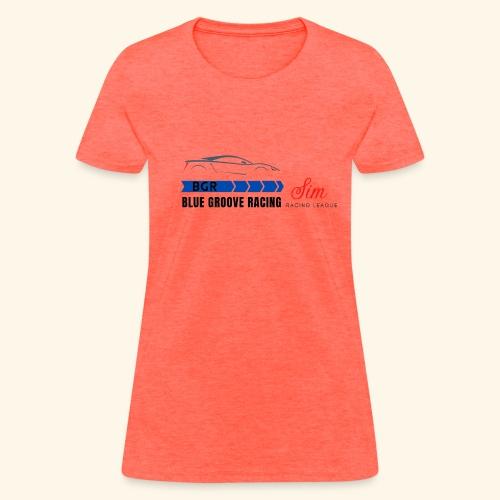 Blue Groove Racing SRL Black - Women's T-Shirt