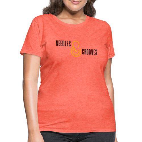 Full Logo (000000) - Women's T-Shirt