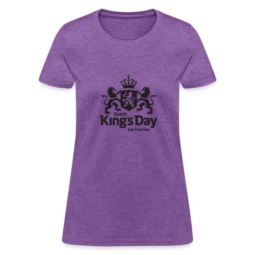 SF_DutchKingsDay_2017 - Women's T-Shirt