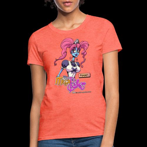Fidget - Women's T-Shirt