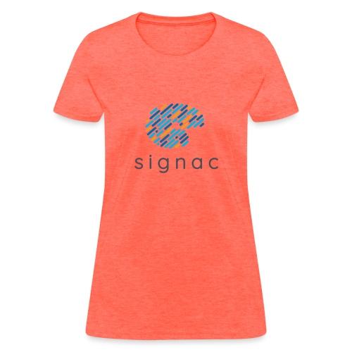 signac - Women's T-Shirt