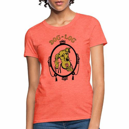 doglog - Women's T-Shirt