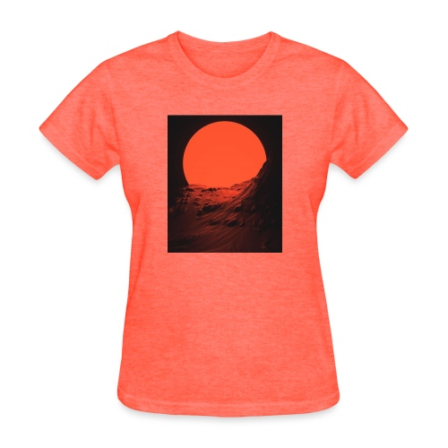 Red x Velvet - Women's T-Shirt