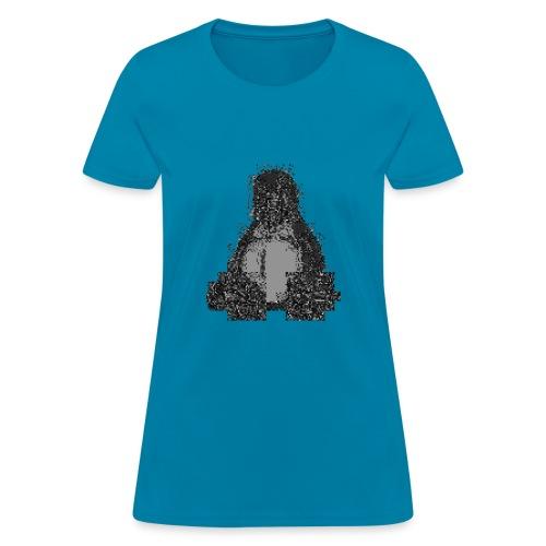 ECB Penguin - Women's T-Shirt