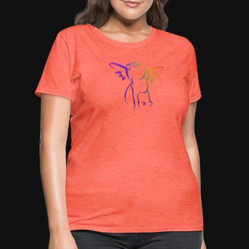 Angel Pup - Women's T-Shirt
