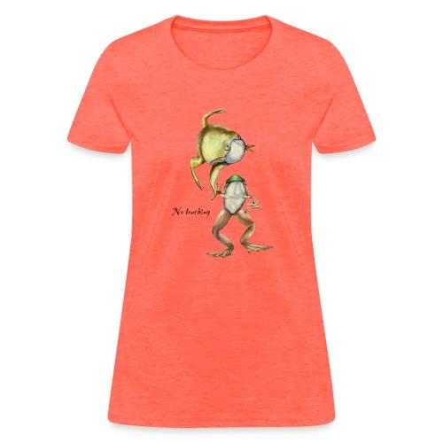 Two frogs - Women's T-Shirt