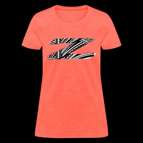 Tribal Z - Women's T-Shirt