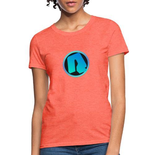 Channel Logo - qppqrently Main Merch - Women's T-Shirt