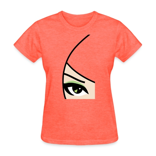 Banzai Chicks Single Eye Women's T-shirt - Women's T-Shirt