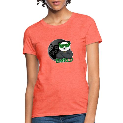 Emerald Logo - Women's T-Shirt