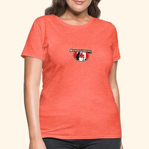 Muskrat Badge 2019 - Women's T-Shirt