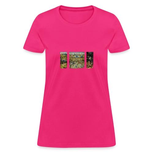 Garden Of Earthly Delights - Women's T-Shirt