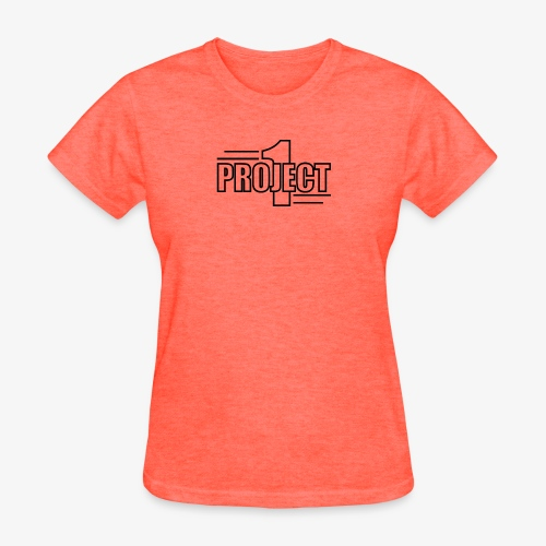 Project 1 - Women's T-Shirt