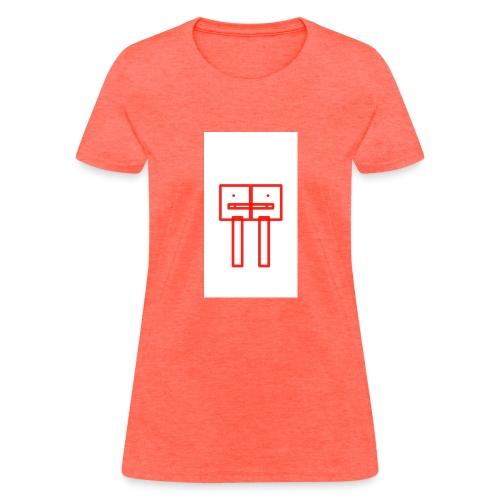 Attention Please - Women's T-Shirt