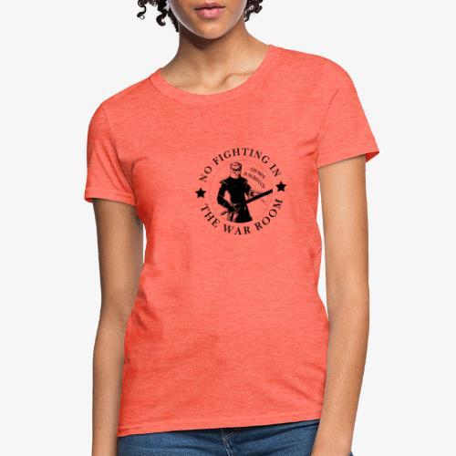 The Black Knight - Motto - Women's T-Shirt