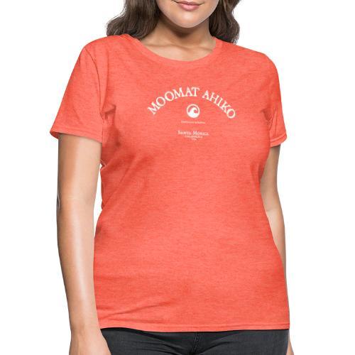 Moomat Ahiko classic white - Women's T-Shirt