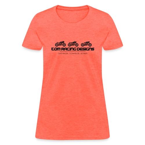 Tom Racing Designs Original - Women's T-Shirt