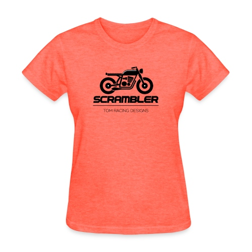 Scrambler minimalist logo - Women's T-Shirt