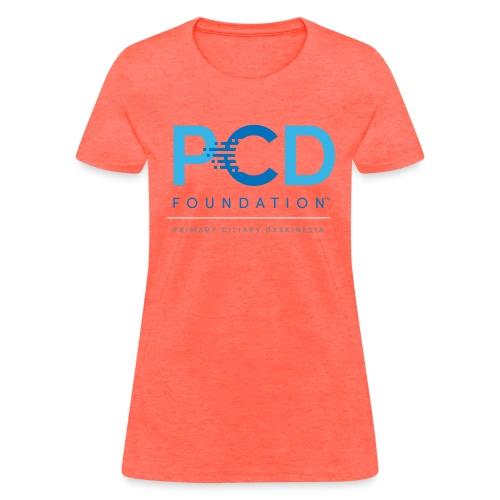 PCD Logo 2 20 20 - Women's T-Shirt