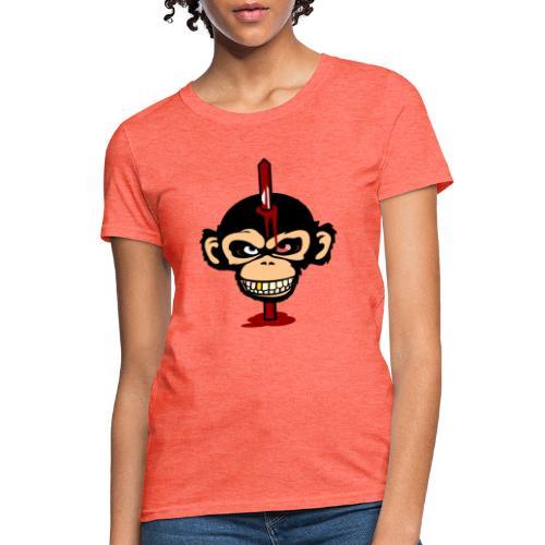 Dead Monkey - Women's T-Shirt