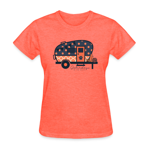 Saturdays in the South - Women's T-Shirt