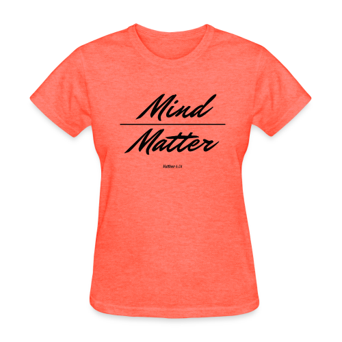 mathew 6:34 - Women's T-Shirt