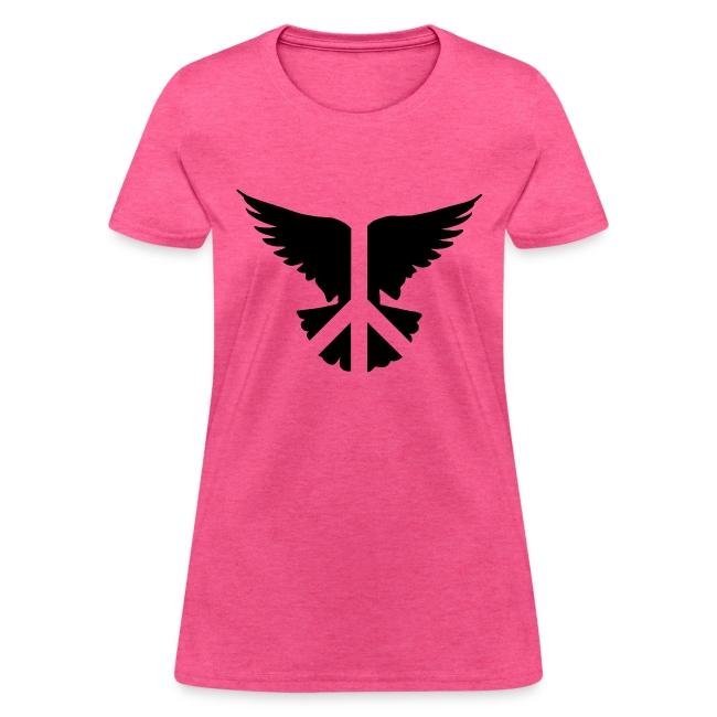 Peacebird black