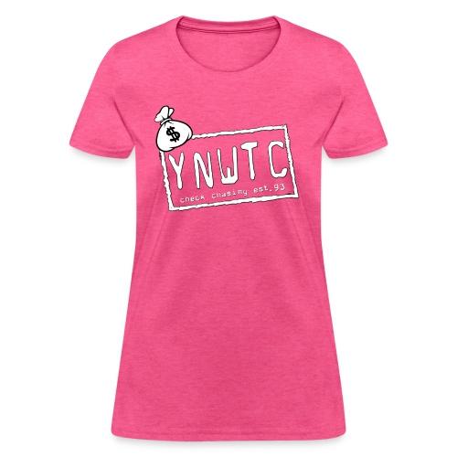 YNWTC LOGO - Women's T-Shirt