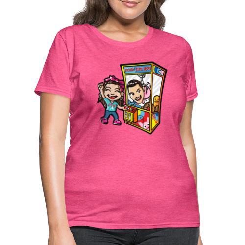 Crystal winning Porkchop - Women's T-Shirt