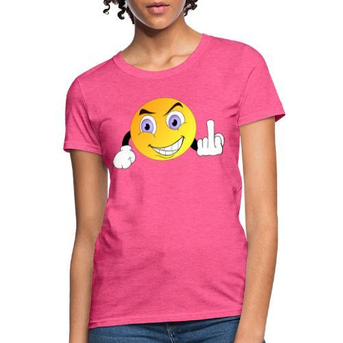 Fuck Off - Women's T-Shirt