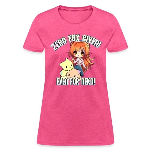 ZERO FOX GIVEN - Women's T-Shirt