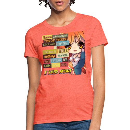 GTFOH!! - Women's T-Shirt