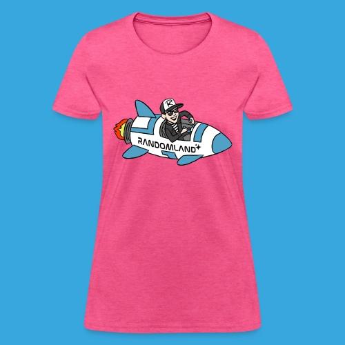 Randomland Rocket - Women's T-Shirt