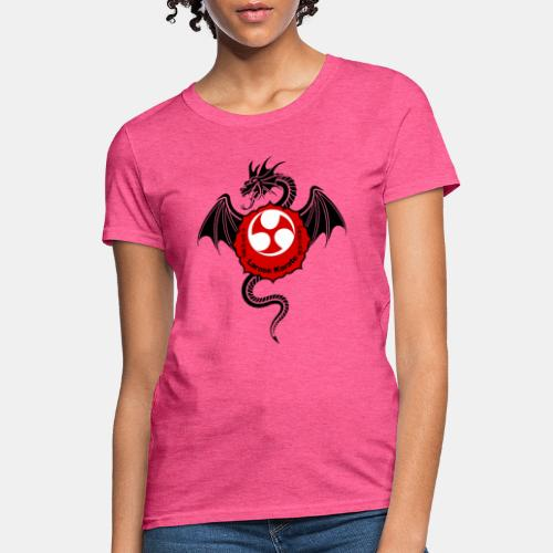 Dragon (B) - Larose Karate - Design Contest 2017 - Women's T-Shirt
