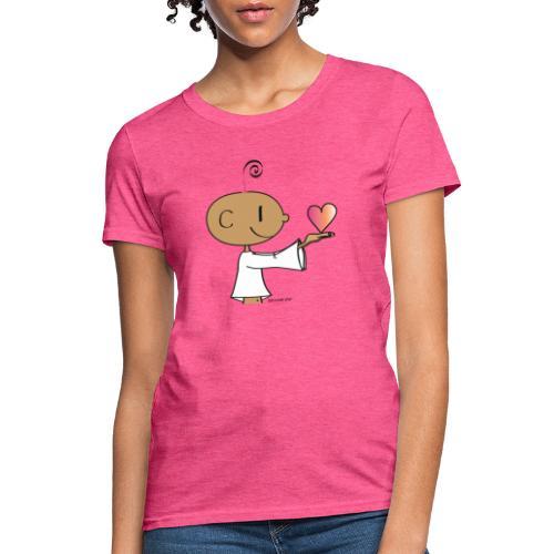 The little Yogi - Women's T-Shirt