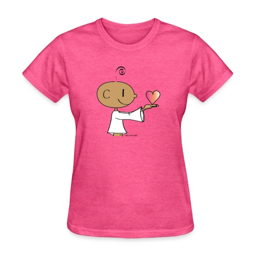 The little Yogi - Women's T-Shirt