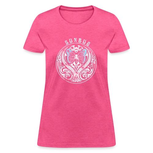 Polynesian Butterfly Light - Women's T-Shirt