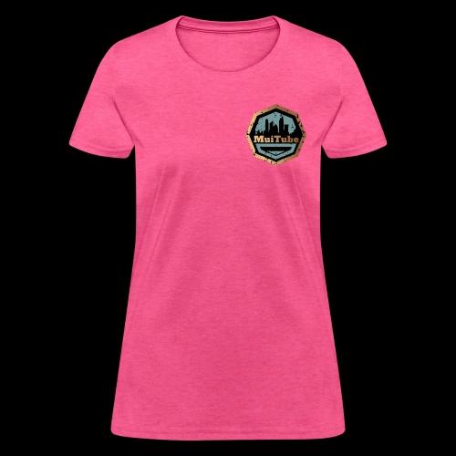 MuiTube Logo 2.0 - Women's T-Shirt