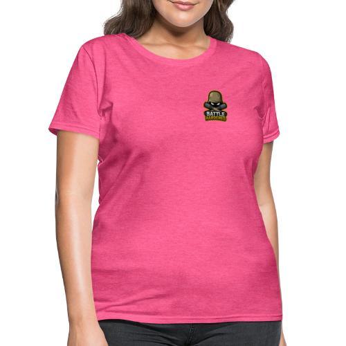 Battle hardened Logo - Women's T-Shirt