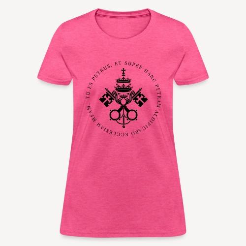 TU ES PETRUS - Women's T-Shirt
