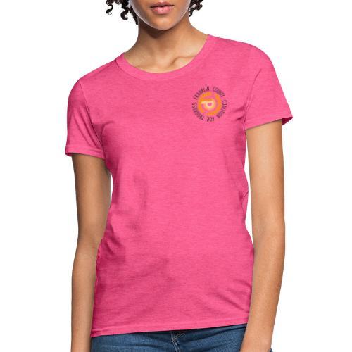 FCCP logo - Women's T-Shirt