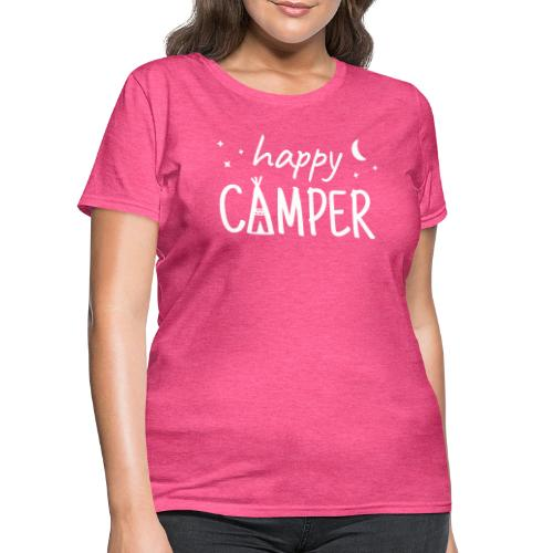 Happy Camper - Women's T-Shirt